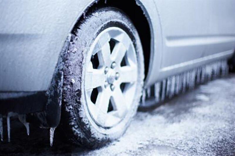 bad winter driving habits