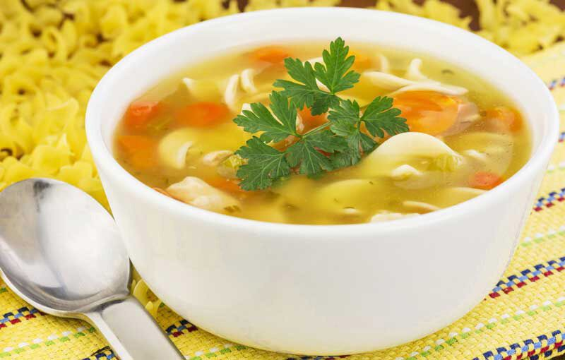 Enjoy this Delicious Recipe for National Soup Month, crock-pot soup recipe